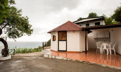 Vista Tukul Residence Punta Cilento - Palinuro, Cilento, Italia