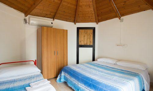 Dettaglio Tukul - Residence Punta Cilento