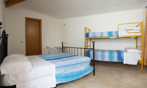 Dettaglio stanza Casa in Muratura - Residence Punta Cilento